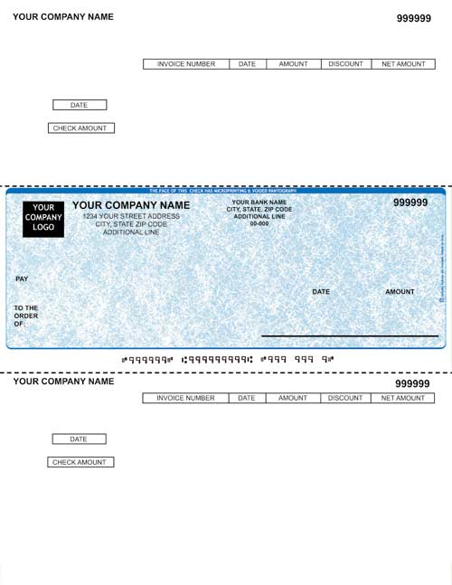 Peachtree Classic 12.0 Accounts Payable Check MD7300