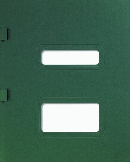TaxSlayer Tax Folder Emerald Green MDSFG07
