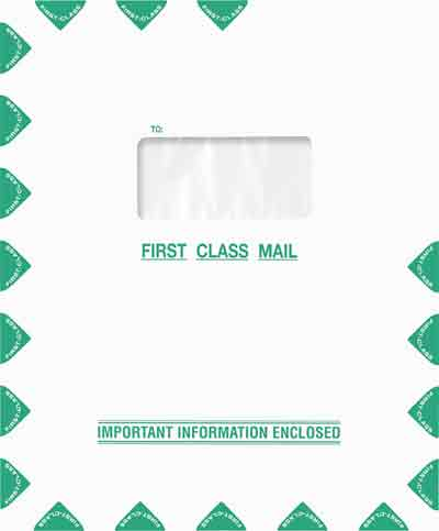 ProSeries Organizer Window Envelope-Moisture Seal MDPEH34 - Click Image to Close