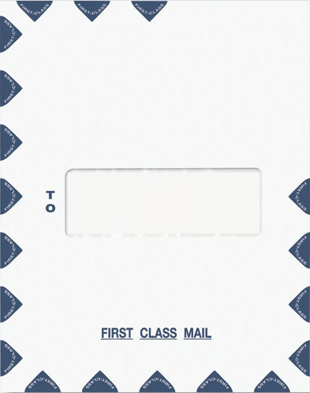 1040 Compatible Single Window Envelope-Self Seal MDPEP42