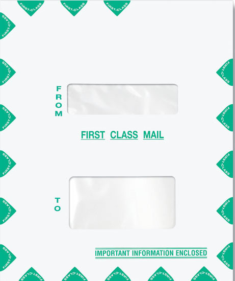 TaxWorks Compatible Window Envelope-Moisture Seal MDPEZ52